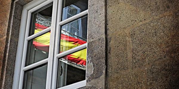 Bandera de Espana por Francisco Alvarez Bao