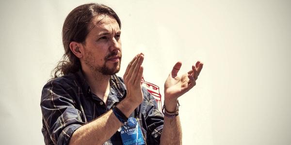 Pablo Iglesias 2 por Barcelona En Comu-Marc Lozano