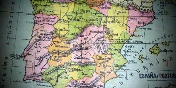 Mapa España por JJ Merelo