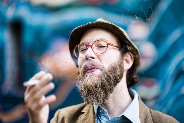 Hipster por Christopher Michel
