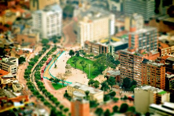 Bogota por Camilo Rueda Lopez