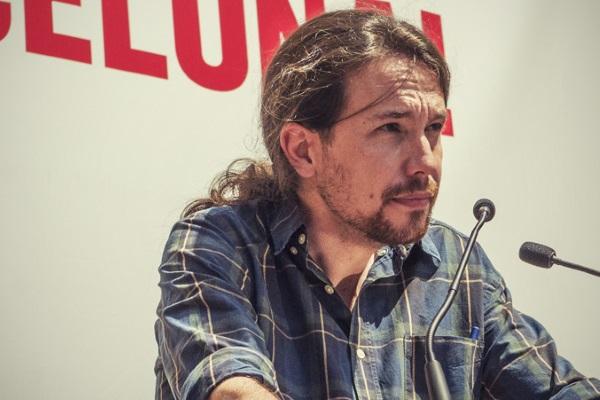 Pablo Iglesias por Marc Lozano para Barcelona en Comu