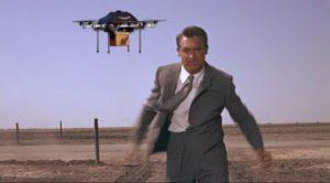 Dramatización (cuando lleguen los drones simplemente nos liberarán de tener que trabajar).