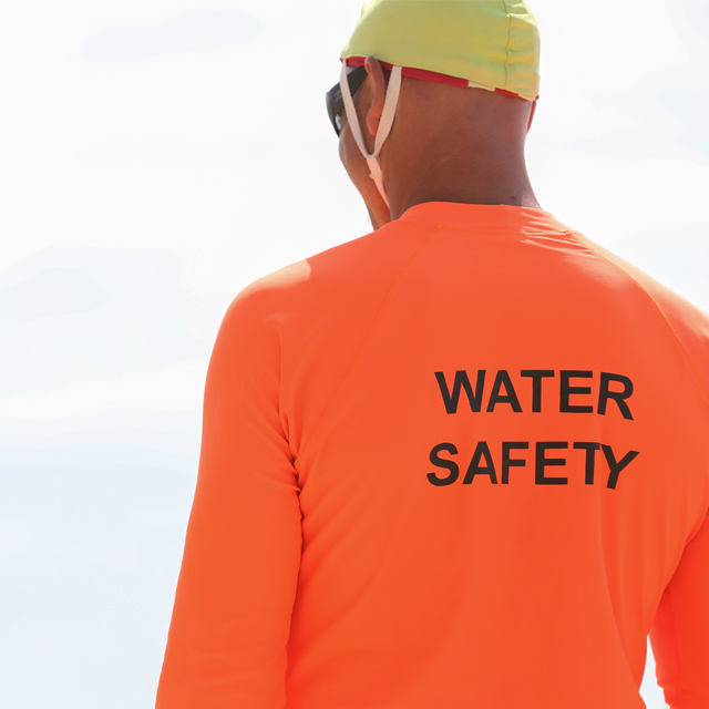 club water safety personal