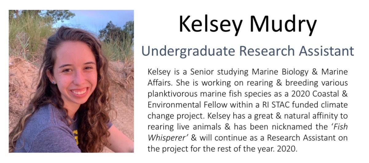 Kelsey Mudry