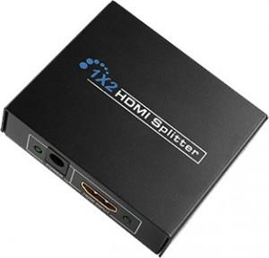 2-Way iSolem HDMI Switch Box