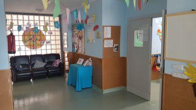 Hall Escuela Infantil