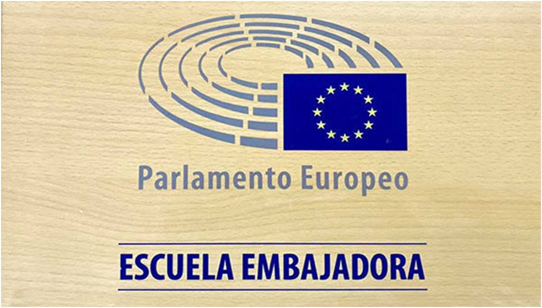parlamento europeo escuela embajadora