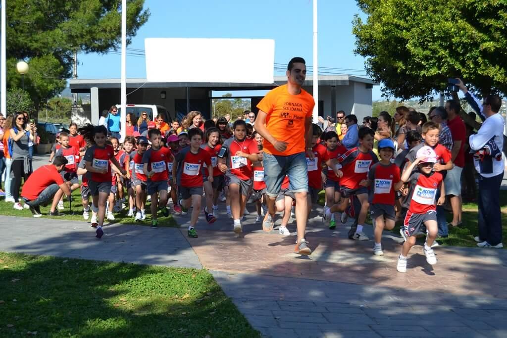 IX Jornadas Solidarias El Pinar  Colegio privado El Pinar