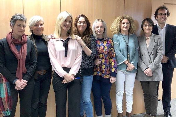 Reunión de Oral-B con los máximos representantes del colectivo de higienistas dentales de España, 16 de Marzo, 2018.