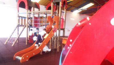 Patio cubierto Escuela Infantil Los Jaimitos Colegio Jaime Balmes
