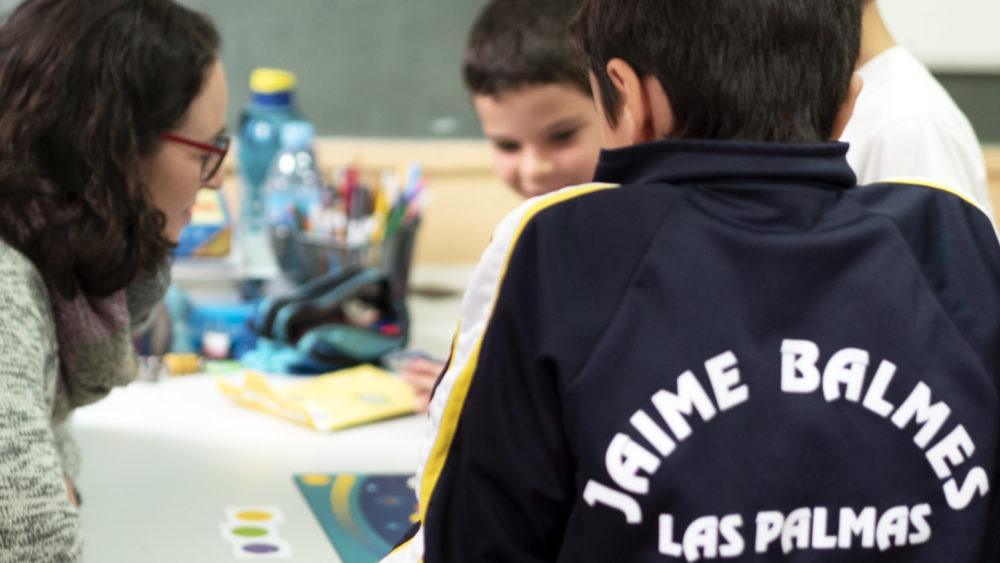 N.E.A.E. Colegio Jaime Balmes Las Palmas