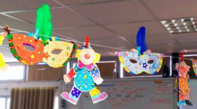 Vídeo Felicitación de Carnaval del Colegio Jaime Balmes y la Escuela Infantil Los Jaimitos