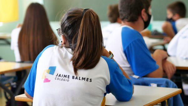 Secundaria Colegio Jaime Balmes Las Palmas