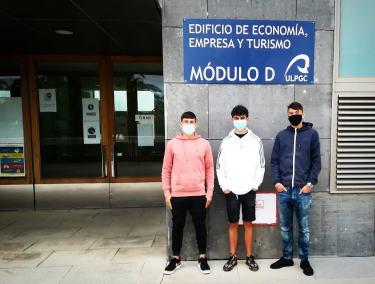 XIII edición de las Olimpiadas de Economía y Empresa de la ULPGC Colegio Jaime Balmes