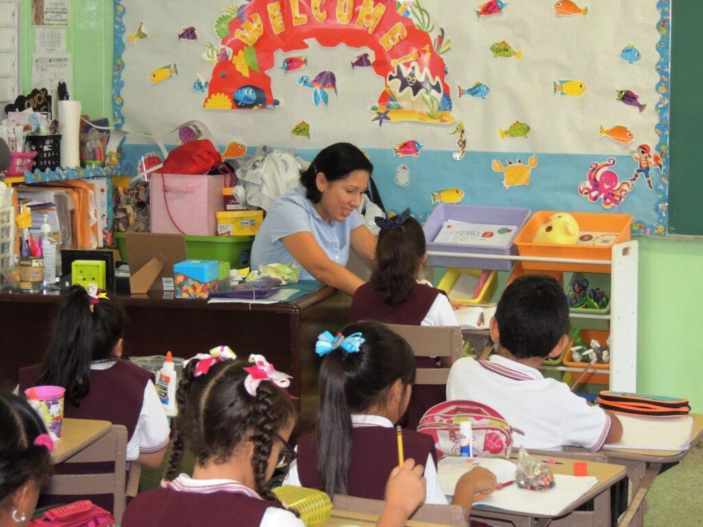 Escuela Elemental  Colegio Nuestra Seora de la Providencia