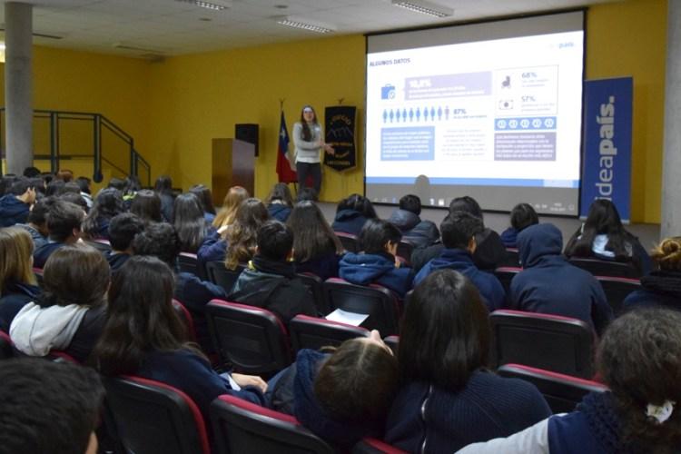 CHARLA-TALLER CIUDADANOS POR CHILE