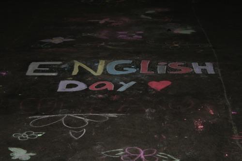 JULY, 4th. ENGLISH DAY
