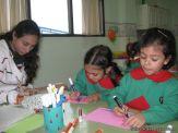 Alumnos de 6to año con Jardineros 19