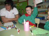Alumnos de 6to año con Jardineros 39