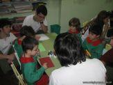 Alumnos de 6to año con Jardineros 5