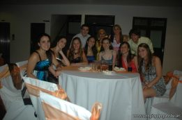 Cena de Despedida de Egresados 2009 10