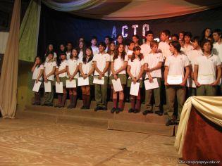 Acto de Clausura de la Secundaria 2009 109