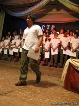 Acto de Clausura de la Secundaria 2009 111