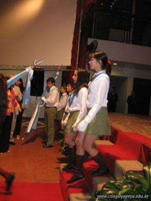 Acto de Clausura de la Secundaria 2009 120