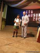 Acto de Clausura de la Secundaria 2009 24