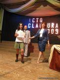 Acto de Clausura de la Secundaria 2009 28