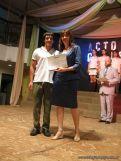 Acto de Clausura de la Secundaria 2009 39