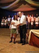 Acto de Clausura de la Secundaria 2009 50