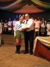 Acto de Clausura de la Secundaria 2009 61