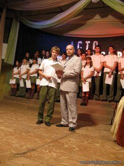 Acto de Clausura de la Secundaria 2009 81