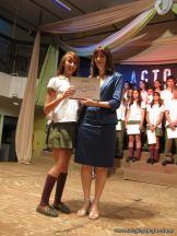Acto de Clausura de la Secundaria 2009 95