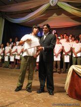 Acto de Clausura de la Secundaria 2009 97