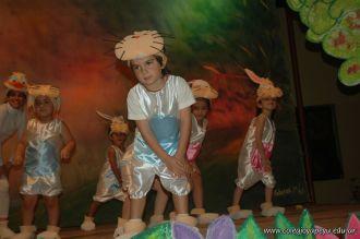 Acto de Clausura del Jardin 2009 86