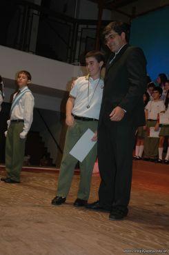 Acto de Colacion de Primaria 2009 150