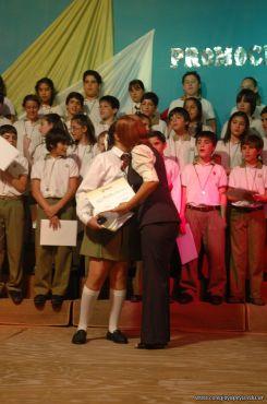 Acto de Colacion de Primaria 2009 223