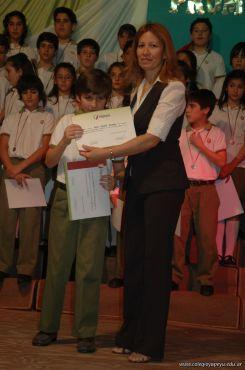 Acto de Colacion de Primaria 2009 236