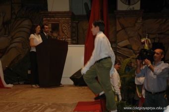Acto de Colacion de Primaria 2009 86