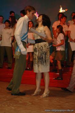 Acto de Colacion de la Promocion 2009 111