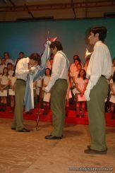 Acto de Colacion de la Promocion 2009 165