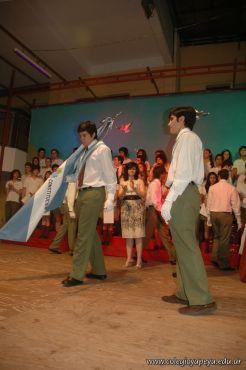 Acto de Colacion de la Promocion 2009 170