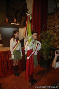 Acto de Colacion de la Promocion 2009 171