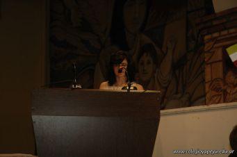 Acto de Colacion de la Promocion 2009 183