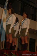 Acto de Colacion de la Promocion 2009 184