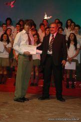 Acto de Colacion de la Promocion 2009 203