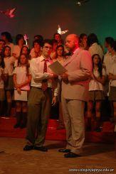 Acto de Colacion de la Promocion 2009 205